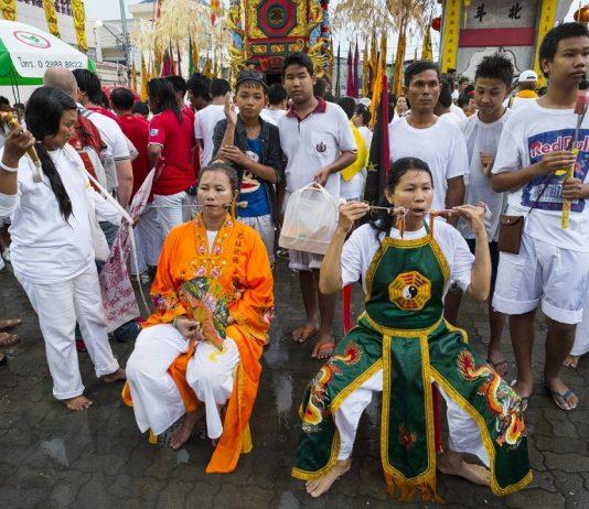 du lịch Thái Lan mùa lễ hội