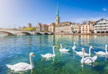 Du lịch Thụy sĩ Thành phố Bern