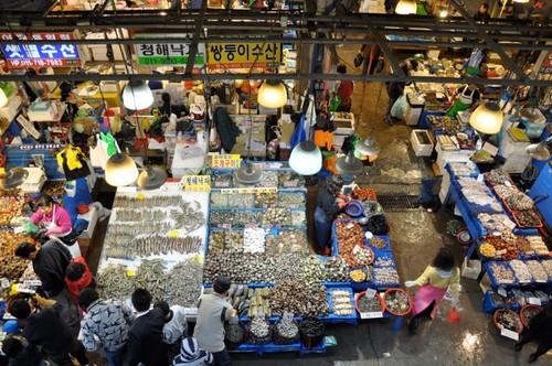 Chợ Noryangjin